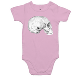 """The End"" AS Colour Mini Me - Baby Onesie Romper"