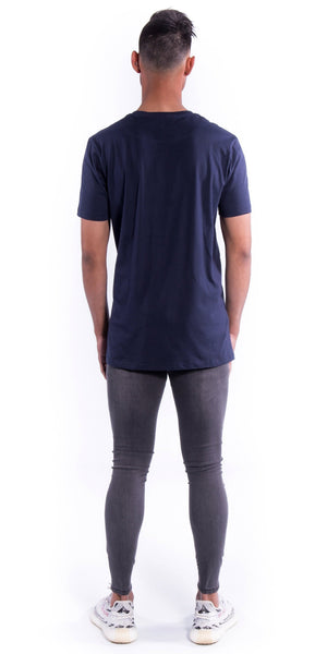 Original Staple Tee - Navy Blue