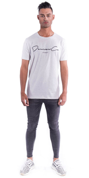 Original Staple Tee - Light Grey