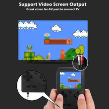 Load image into Gallery viewer, 2.8inch TFT Retro Handheld Mini Game Player 8-Bit FC Game Console with 168 Games