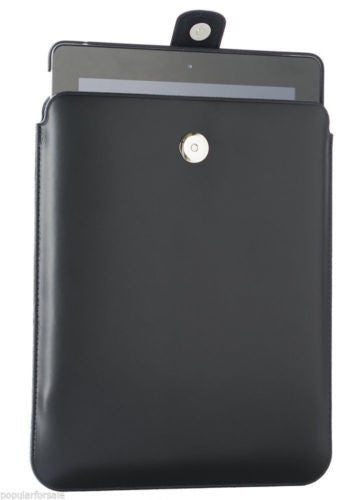 Genuine European Leather Sleeve Cover Case for iPad 1, 2, 3, and 4 Protect iPad - Popular for Sale  - 1