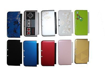Official Nintendo 3DS XL Housing Top Outside Shell Parts 10 Different Color  USA - Popular for Sale  - 1