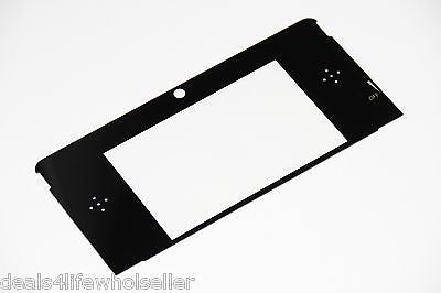 Top Screen Protector Front LCD Cover Lens Replacement For Nintendo 3DS USA! - Popular for Sale  - 1