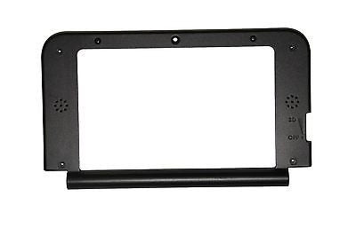 Original Nintendo 3DS XL Replacement Hinge Part Top Middle Shell Housing Black - Popular for Sale  - 1