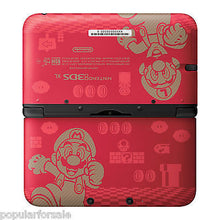 Load image into Gallery viewer, SUPER MARIO BROS 2 Limited Ed. Nintendo 3DS XL Replacement Housing Shell Parts - Popular for Sale  - 3