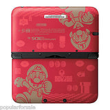 SUPER MARIO BROS 2 Limited Ed. Nintendo 3DS XL Replacement Housing Shell Parts - Popular for Sale  - 3