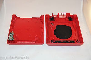 Original Replacement Full Shell Housing Case for Nintendo Wii Console Red - Popular for Sale  - 3