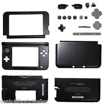 Load image into Gallery viewer, OEM Nintendo 3DS XL Case Replacement Full Housing Shell Black 3DSXL Parts L&R - Popular for Sale  - 1