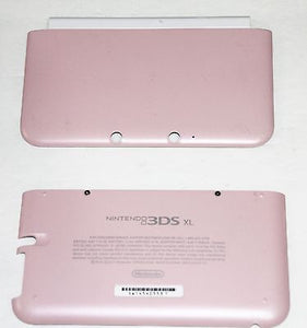 Original Nintendo 3DS XL Full Housing Shell Edition Peach Pink Replacement Part - Popular for Sale  - 3