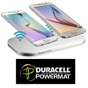 Duracell Samsung Dual Wireless Charging Pad For Samsung Galaxy S6 and S6 Edge - Popular for Sale  - 2