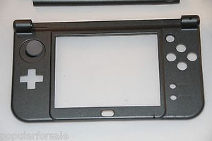 2015 NEW Nintendo 3DS XL Black Edition FULL Replacement Housing Shell Case OEM - Popular for Sale  - 3