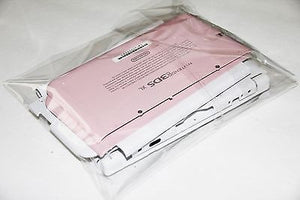 Original Nintendo 3DS XL Full Housing Shell Edition Peach Pink Replacement Part - Popular for Sale  - 4