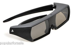 Sony CECH-ZEG1UX Active 3D Glasses Rechargeable For PlayStation 3 3D TV Lot of 4 - Popular for Sale  - 2