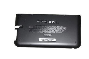 OEM Nintendo 3DS XL Case Replacement Full Housing Shell Black 3DSXL Parts L&R - Popular for Sale  - 5