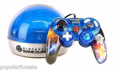Mega Man X Gamecube Controller RARE! - Great Condition - w/Case - FREE Shipping - Popular for Sale  - 1