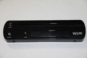 OEM Genuine Nintendo Wii U Part Front Cover Face-plate Black Original WUPSKAFP - Popular for Sale  - 1