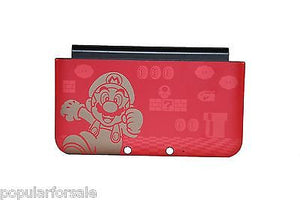 SUPER MARIO BROS 2 Limited Ed. Nintendo 3DS XL Replacement Housing Shell Parts - Popular for Sale  - 2