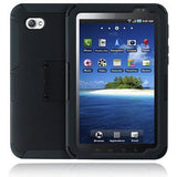 Incipio Samsung Galaxy Tab SILICRYLIC Hard Shell Case with Silicone Core - Black - Popular for Sale  - 1
