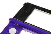 Load image into Gallery viewer, Original OEM Nintendo 3DS Case Replacement Full Housing Shell Purple 3DS US Sell - Popular for Sale  - 3