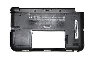 OEM Nintendo 3DS XL Case Replacement Full Housing Shell Black 3DSXL Parts L&R - Popular for Sale  - 2