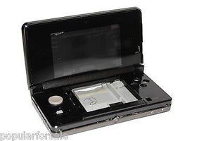 Original OEM Nintendo 3DS Case Replacement Full Housing Shell black 3DS US Sell - Popular for Sale  - 2