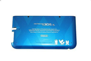 OEM Nintendo 3DS XL FULL Replacement Shell-Case w Blue Top Pokemon X&Y Back - Popular for Sale  - 2