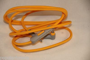 Original Audio Cable 3.5mm/ L Cord/ Beats by Dr Dre Headphones Aux & Mic Yellow - Popular for Sale  - 3