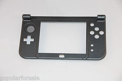 2015 Nintendo New 3DS XL Replacement Hinge Part Bottom Middle Shell/Housing BLK - Popular for Sale  - 1