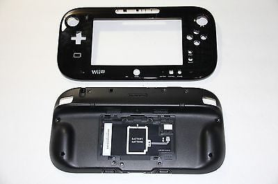 OEM Nintendo Wii U Replacement Faceplat Front & Back Shell Gamepad Controller - Popular for Sale  - 1