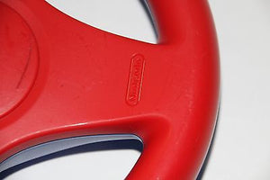 Original Nintendo Wii U Exclusive Blue/Red Steering Wheel RVL-024 RVL-HAK-USZ - Popular for Sale  - 4