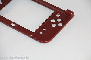 2015 Nintendo New 3DS XL Replacement Hinge Part Red Bottom Middle Shell/Housing - Popular for Sale  - 3
