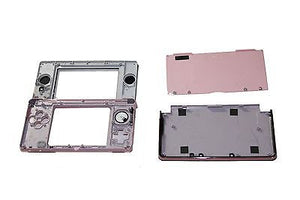 Original OEM Nintendo 3DS Case Replacement Full Housing Shell Pink 3DS US Seller - Popular for Sale  - 2