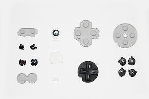 OEM Original Black Button full Set Nintendo Wii U Gamepad controller Home Button - Popular for Sale  - 3