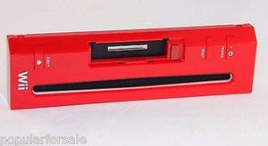 Original Nintendo Wii Front Cover Face Plate Red Replacement Parts Wii - Popular for Sale  - 1