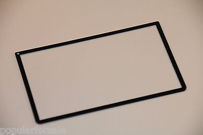 Original Black Top Screen Frame Surround Protector Cover For 3DS XL XL/LL OEM - Popular for Sale  - 1