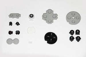 OEM Original Black Button full Set Nintendo Wii U Gamepad controller Home Button - Popular for Sale  - 1