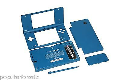 Original OEM Nintendo DSi Case Replacement Full Housing Shell (BLUE)  NDSi - Popular for Sale  - 1