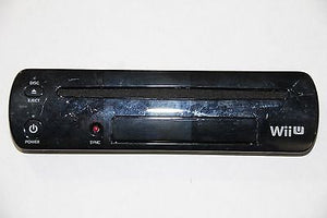 OEM Genuine Nintendo Wii U Part Front Cover Face-plate Black Original WUPSKAFP - Popular for Sale  - 2