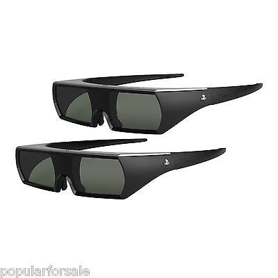 Sony Rechargeable Active 3D Glasses for PS3, Active 3D TVs - PS398079 - 2 - Pack - Popular for Sale  - 1