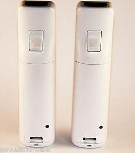 Lot of 2 OEM Nintendo Wii U White Remote Wii U Remote RVL-003 USA SELLER - Popular for Sale  - 3