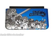 Load image into Gallery viewer, Blue SUPER SMASH BROS Nintendo 3DS XL Full Replacement Housing Shell Case Parts - Popular for Sale  - 2