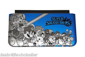 Blue SUPER SMASH BROS Nintendo 3DS XL Full Replacement Housing Shell Case Parts - Popular for Sale  - 2