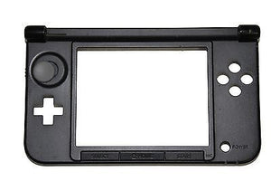 OEM Nintendo 3DS XL Case Replacement Full Housing Shell Black 3DSXL Parts L&R - Popular for Sale  - 3