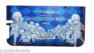 3DS XL FULL Replacement Housing Shell Shadow of the Labyrinth's Limited Edition - Popular for Sale  - 3