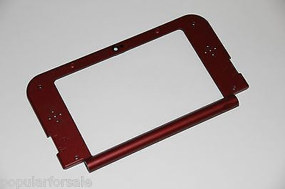 2015 New 3DS XL Replacement Part Red Top Inside face Shell/Housing - Popular for Sale  - 1
