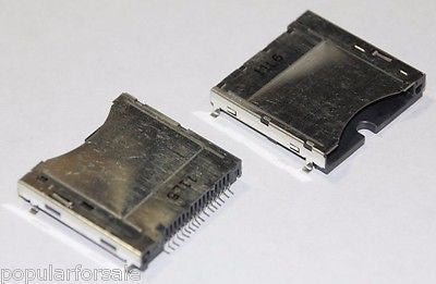 2X Original Nintendo DS Lite Card Reader Slot Game Card Socket Replacement - Popular for Sale  - 1