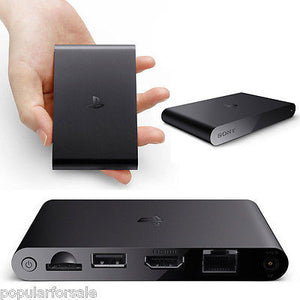 Sony PlayStation TV Stream 3000413 Black Console VTE-1001 Games, Rent, or Stream - Popular for Sale  - 1