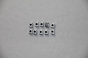 Lot of 10 NEW oem Wii PART Power / Reset / Sync / Eject Button x 10 - Popular for Sale  - 2