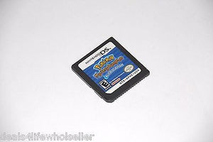 POKEMON MYSTERY DUNGEON BLUE RESCUE FOR NINTENDO DS CONSOLE DSI 3DS LITE TESTED - Popular for Sale  - 1