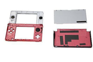Original OEM Nintendo 3DS Case Replacement Full Housing Shell RED 3DS US Seller - Popular for Sale  - 5